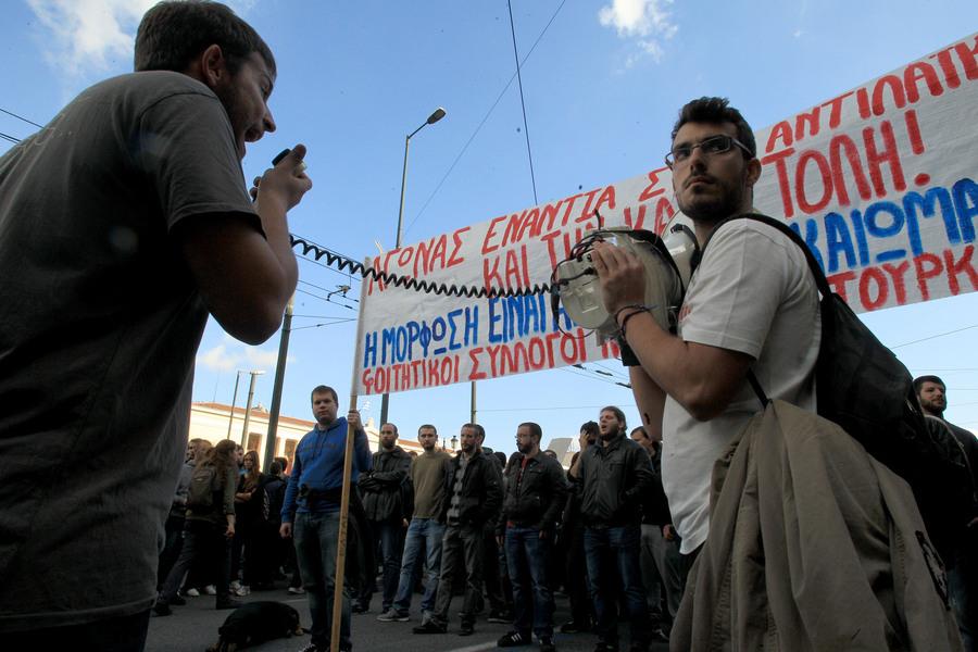 Διαδηλώσεις σε όλη τη χώρα στη μνήμη του Αλέξανδρου Γρηγορόπουλου