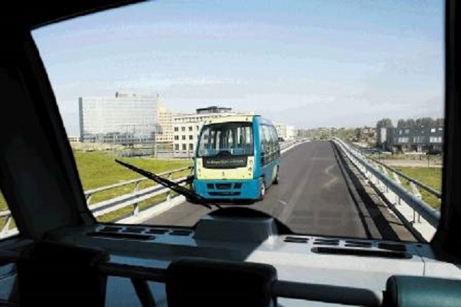 Λεωφορεία χωρίς οδηγό στους δρόμους της Αθήνας;