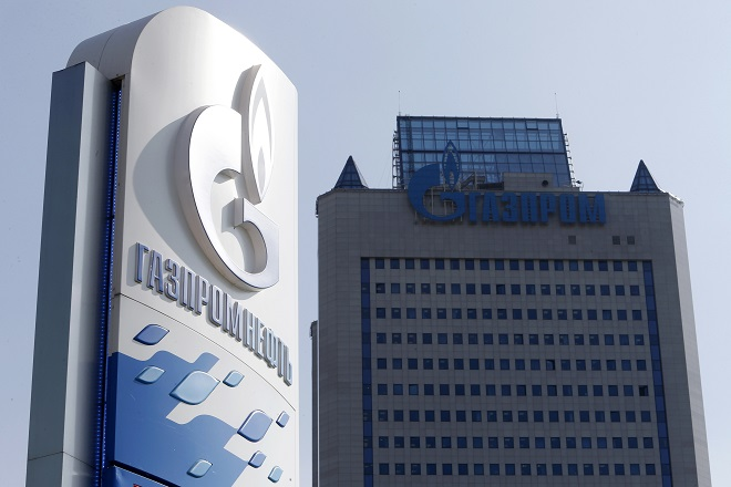 Το αδύναμο ρούβλι εκτόξευσε τα κέρδη της Gazprom