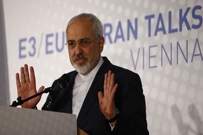 Ζαρίφ: Μόνο «η σύνεση και η προνοητικότητα» θα εξαλείψουν τις εντάσεις μεταξύ της Τεχεράνης και του Λονδίνου
