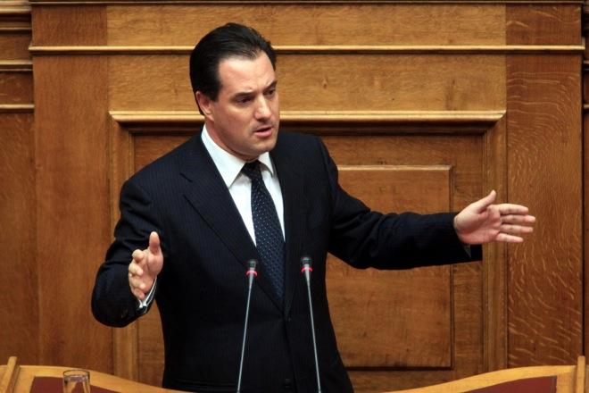 Γεωργιάδης: «Το πόρισμα της κυβερνητικής πλειοψηφίας είναι για τα σκουπίδια»