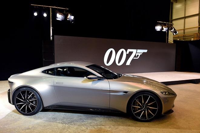 Το νέο αυτοκίνητο του Τζέιμς Μποντ