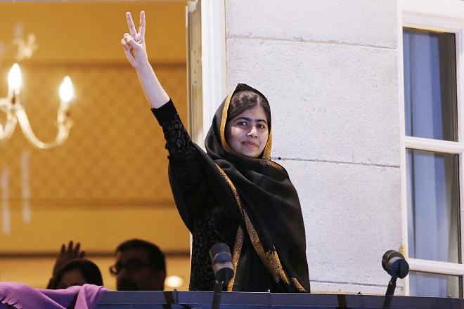 Πρωθυπουργός του Πακιστάν ονειρεύεται να γίνει η νεαρή Μαλάλα