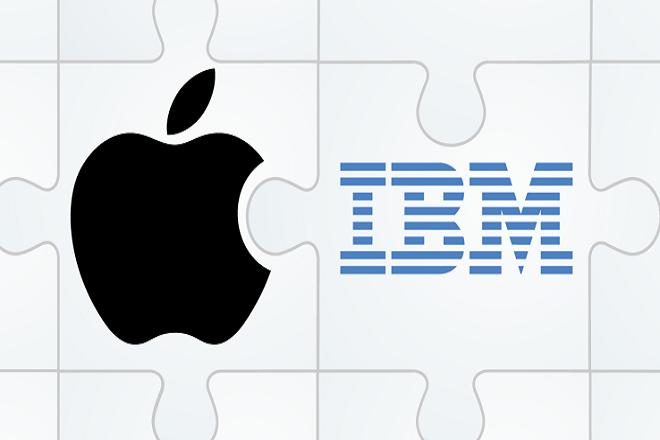 Apple και IBM δημιουργούν επιχειρηματικές mobile εφαρμογές