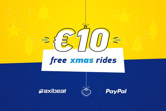 Κερδίστε τα χρήματα της διαδρομής σας με το Taxibeat