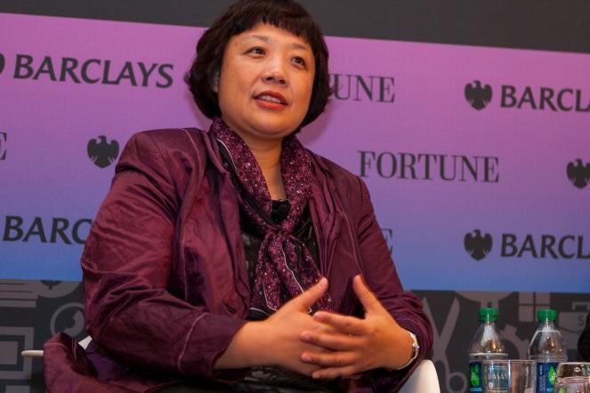 Η γυναίκα που έβαλε τη Lenovo σε παγκόσμια τροχιά