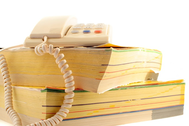 Δημιουργική ομάδα με τη βοήθεια… τηλεφωνικού καταλόγου