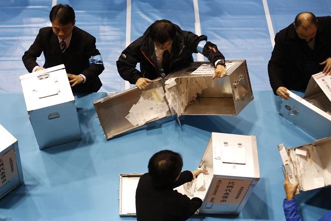 Τι «είπαν» οι ιαπωνικές κάλπες