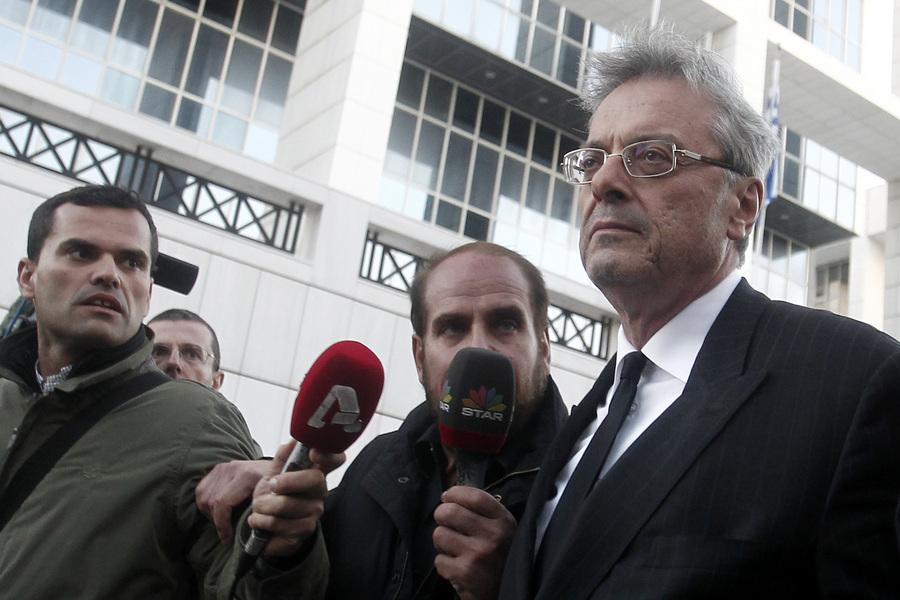 Ολόκληρη η κατάθεση Αποστολόπουλου στον εισαγγελέα