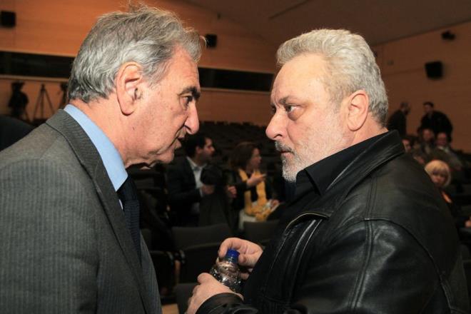 Ψαριανός και Λυκούδης ψηφίζουν για Πρόεδρο