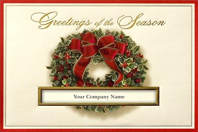 Πως να φτιάξετε τη τέλεια χριστουγεννιάτικη επαγγελματική κάρτα