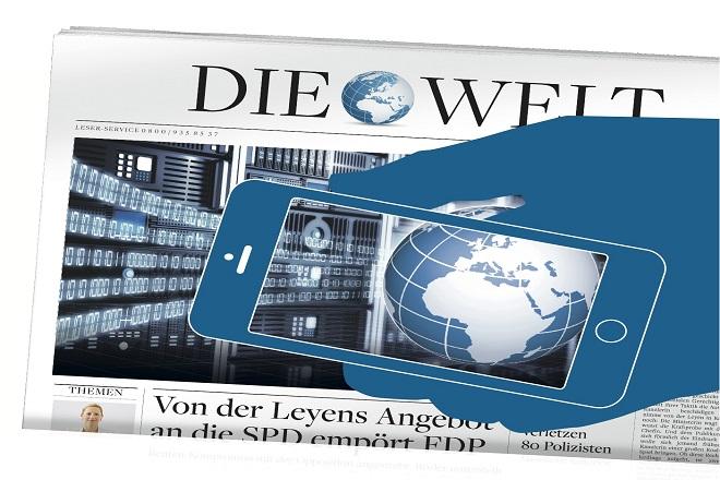 Die Welt: Οι Έλληνες μπορούν να σώσουν την Ευρώπη