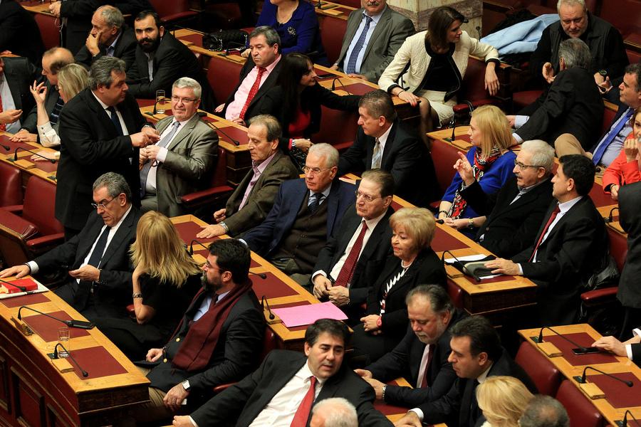 160 υπέρ για τον Σταύρο Δήμα – Δεν εξελέγη Πρόεδρος της Δημοκρατίας