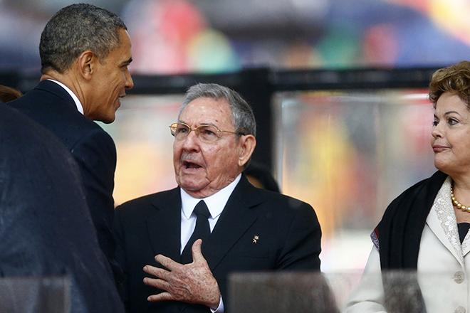 Ιστορική αλλαγή πολιτικής των ΗΠΑ στην Κούβα