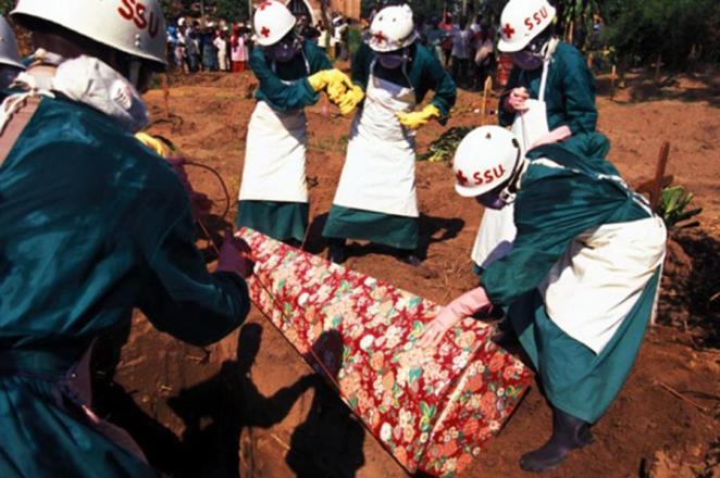 Από λιμό απειλούνται τώρα χώρες που έχουν πληγεί από Έμπολα