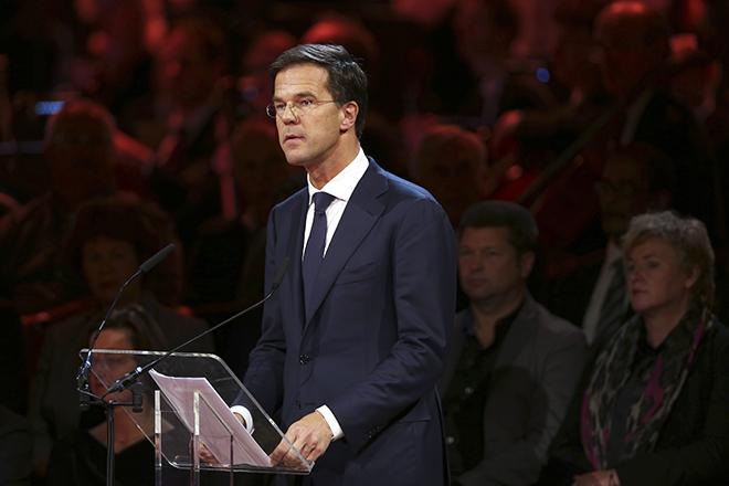 Κλυδωνισμοί στην ολλανδική κυβέρνηση
