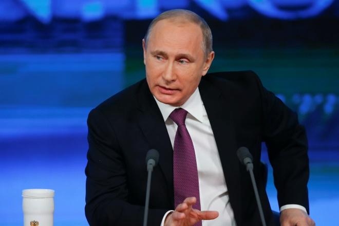 Πούτιν: Η νομισματική κρίση στη Ρωσία οφείλεται σε εξωτερικούς παράγοντες