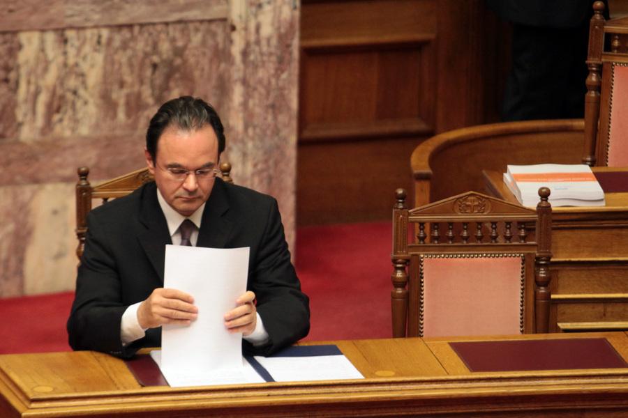 Στη βουλή τα ονόματα των δικαστών του Γιώργου Παπακωνσταντίνου