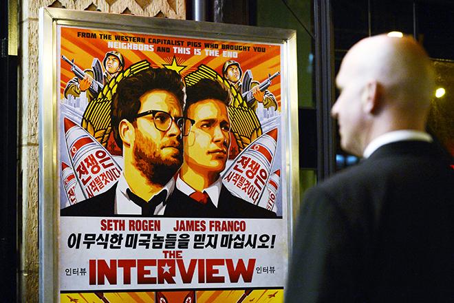 Ικανοποιημένοι οι χάκερ της Sony από την ακύρωση της προβολής του «The Interview»