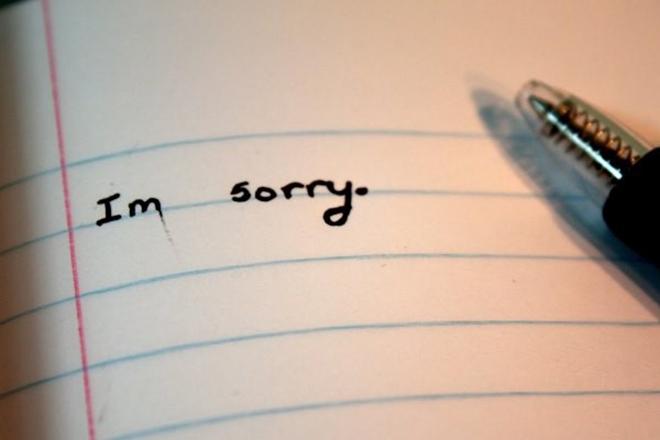Γιατί κάποιες επιχειρήσεις δεν μπορούν να ζητήσουν συγγνώμη;