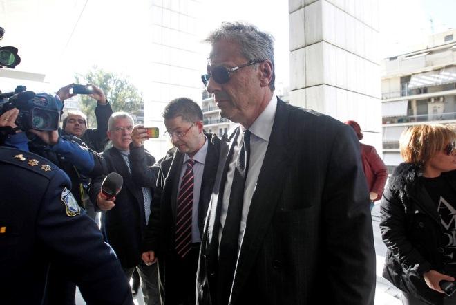 Στον εισαγγελέα ο Χαϊκάλης για συμπληρωματική κατάθεση (upd)