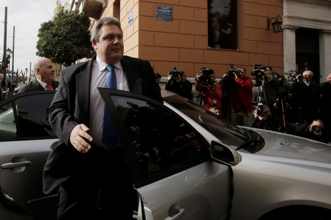 Καμμένος: Αν ο Νικολόπουλος δεν ψηφίσει να παραδώσει την έδρα του