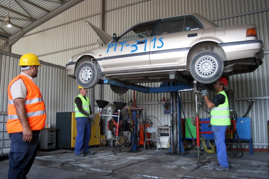 Παρατείνεται η απόσυρση αυτοκινήτων για ένα χρόνο