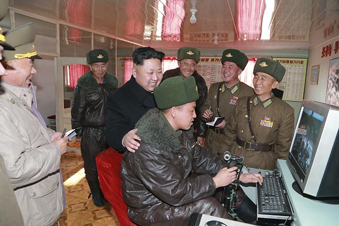 Ιντερνετικό μπλακ άουτ στη Βόρεια Κορέα