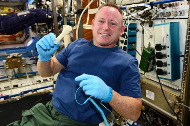Επιτυχημένη 3D εκτύπωση στο διάστημα