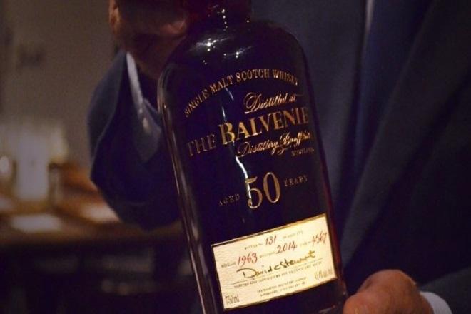 Το ουίσκι των 38.000 δολαρίων το μπουκάλι