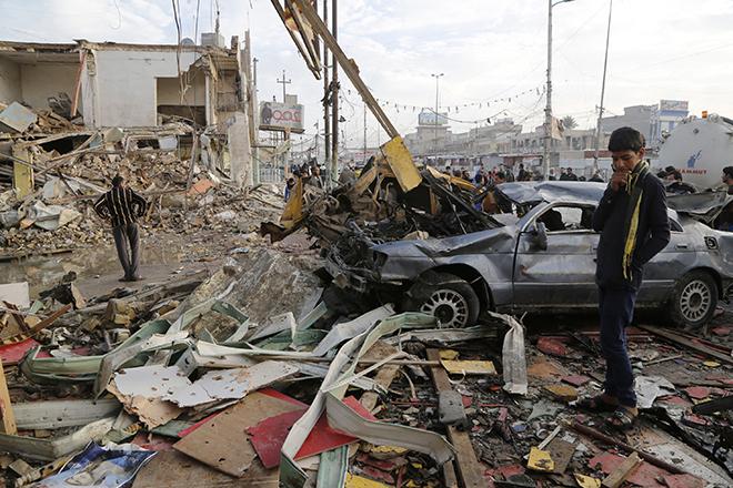 Μακελειό στο Ιράκ