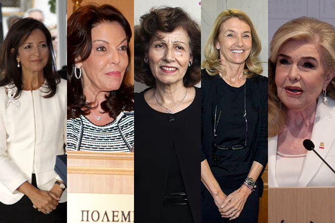 Οι σημαντικότερες Ελληνίδες φιλάνθρωποι
