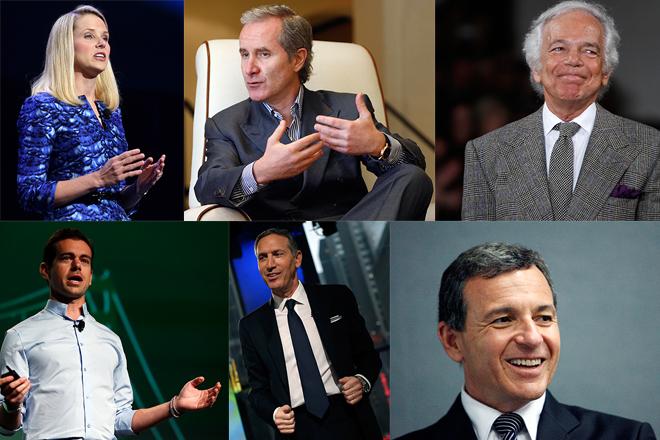 Δέκα από τους πιο καλοντυμένους CEOs στις ΗΠΑ