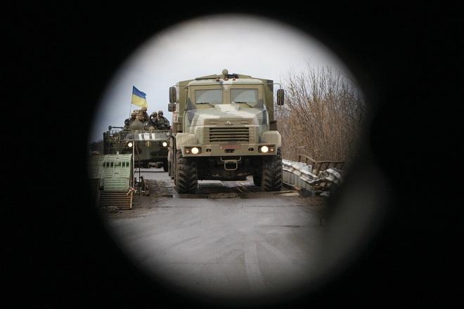 Άρχισε η ανταλλαγή αιχμαλώτων ανάμεσα στoυς Ουκρανούς και τους φιλορώσους αυτονομιστές
