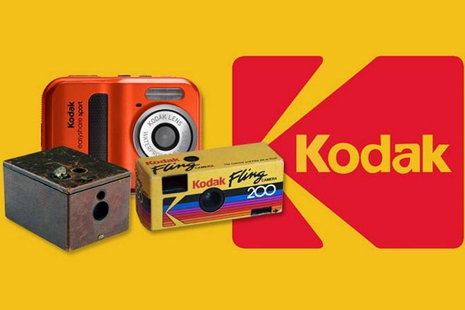 Η «επιστροφή» της Kodak