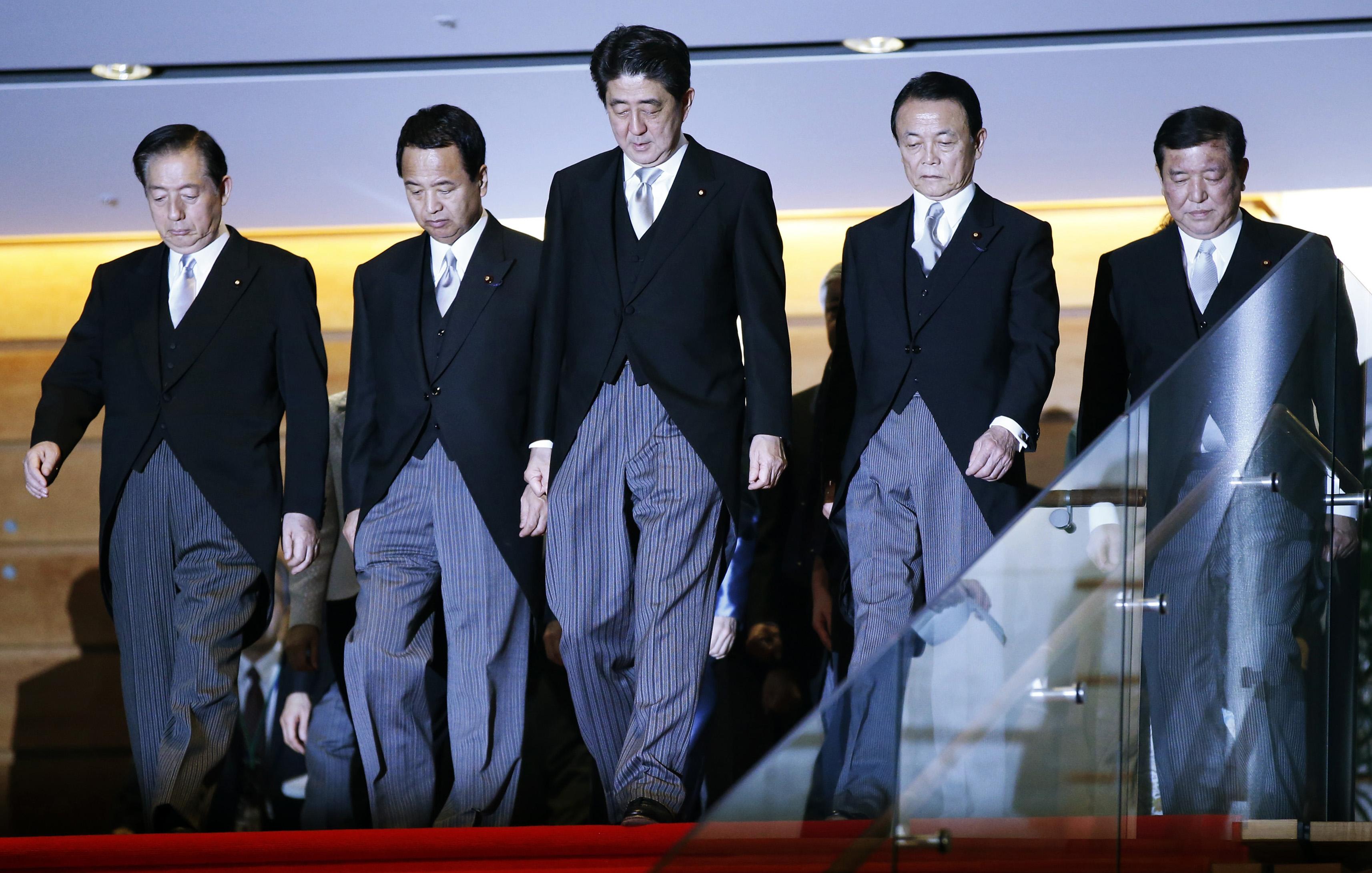 Ιαπωνία: Πακέτο 29 δισ. δολαρίων για την οικονομία