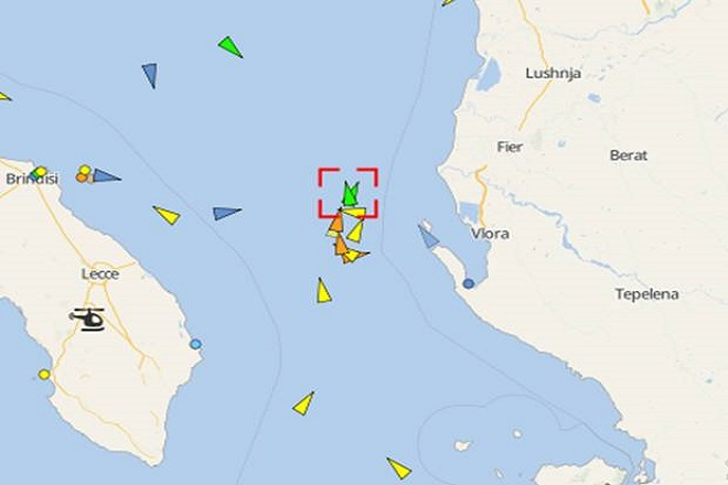 Ηχητικό ντοκουμέντο: Όταν ο καπετάνιος του Norman Atlantic εξέπεμψε SOS