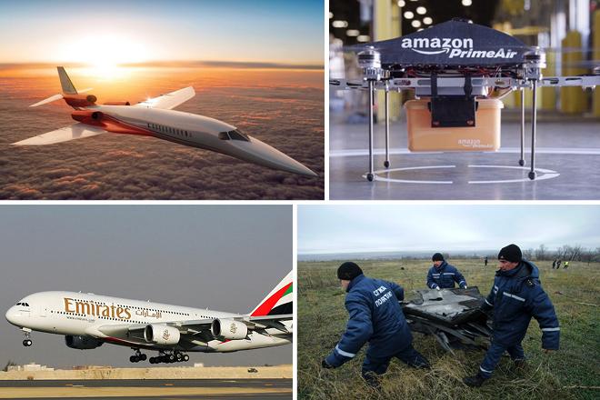 Οι εξελίξεις που σημάδεψαν το χώρο των αερομεταφορών το 2014