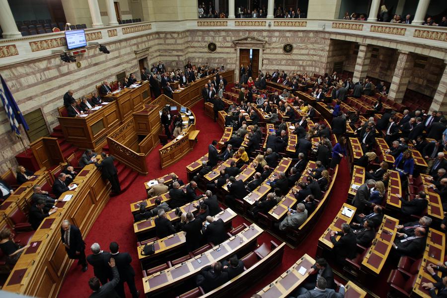 Σήμερα η ορκωμοσία της Βουλής