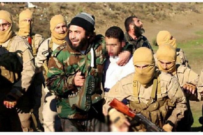 «Συνέντευξη» αιχμαλώτου Ιορδανού πιλότου δημοσιεύει το Ισλαμικό Κράτος