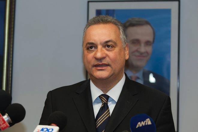 Δεν θα είναι υποψήφιος με τη ΝΔ στις εκλογές ο Μανώλης Κεφαλογιάννης