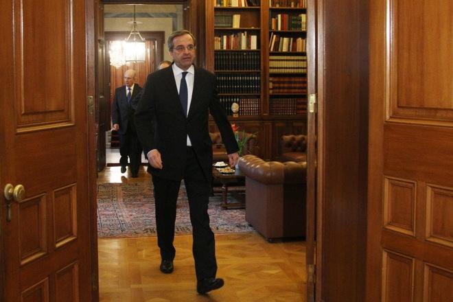 Το Πρωτοχρονιάτικο μήνυμα του Αντώνη Σαμαρά – «Ο ΣΥΡΙΖΑ οδηγεί τη χώρα σε χρεοκοπία»