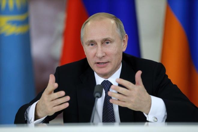 Τα θερμά λόγια του Πούτιν προς τον Τσίπρα