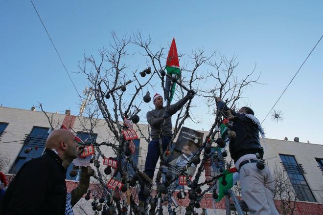 «Όχι» του ΟΗΕ στο ειρηνευτικό ψήφισμα των Παλαιστινίων