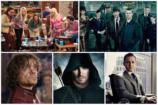 Οι πιο πολυκατεβασμένες τηλεοπτικές σειρές της χρονιάς