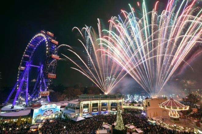 Πως γιόρτασε ο πλανήτης την έλευση του νέου έτους – Δείτε τις φωτογραφίες
