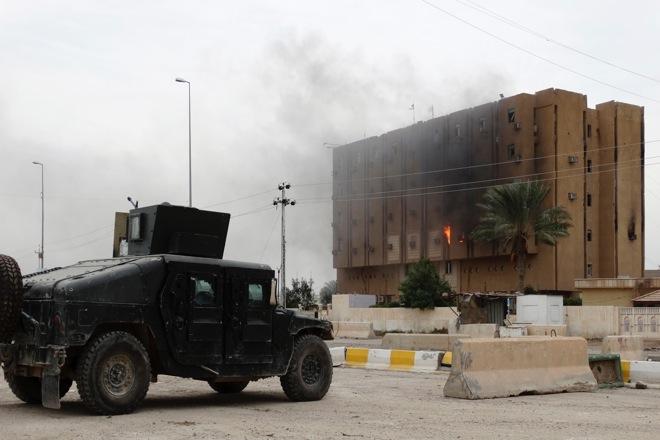 Εξαιρετικά αιματηρό το 2014 για το Ιράκ