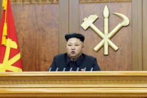 RTR4JS7Z north korea kim jong un