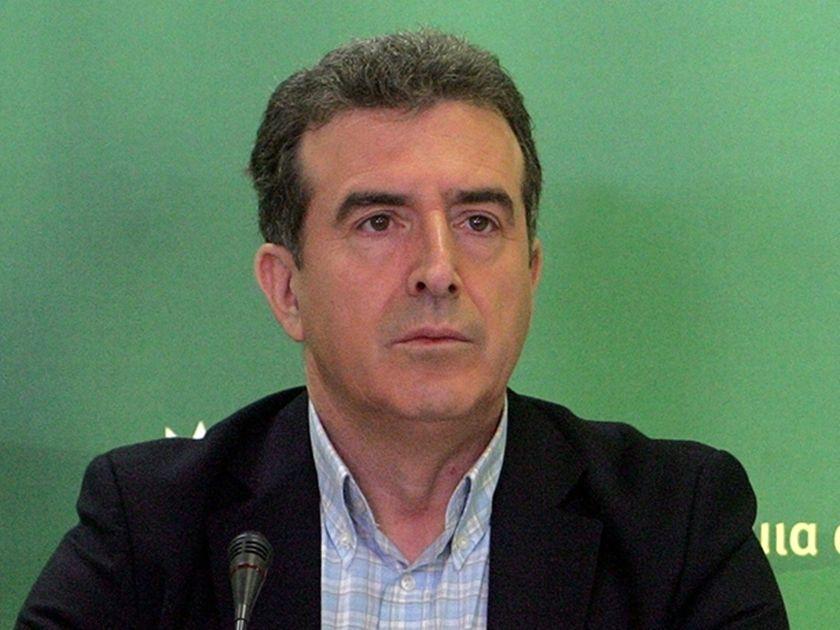 Υποψήφιος στη Β' Αθήνας με το ΠΑΣΟΚ ο Μιχάλης Χρυσοχοΐδης