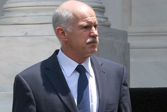Δεν θα είναι υποψήφιος ο Γιώργος Παπανδρέου